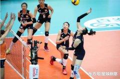 朱婷耶斯比拼 中国女排3:1胜荷