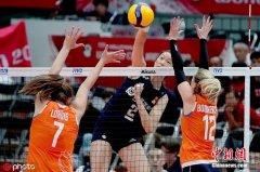九连胜!女排世界杯中国女排3-1