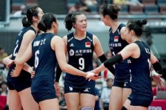 女排世界杯 | 中国女排豪取九连
