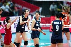 世界杯-中国女排3-1擒荷兰 豪取