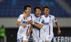 """韩国""""中乙""""球队闯入足协杯决赛,将与泰达前主帅执教球队争冠"""