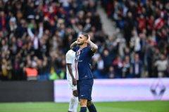 法甲-伊卡尔迪连场进球盖耶处子球 巴黎4-0领跑