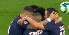 4-0大胜!法甲霸主豪取3连胜,内马尔疯狂过人,球迷狂欢