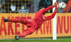 新纪录!不莱梅门将连续首发75场,为现役德甲球员最高