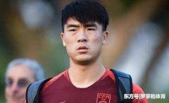 他19岁在中超踢主力,深受里皮器重,却因不堪重用沦为国足看客