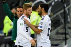 伤病潮继续!维尔纳和京多安也可能缺席德国队比赛