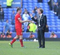 罗杰斯:为米尔纳亨德森赢下欧冠高兴;回安菲尔德很兴奋