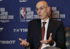 肖华拿着NBA来挑战我们中国人民的主权保护问题?哪来的自信