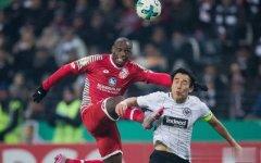 第77分钟!辽宁宏运的旧将在德甲登场,球队还是无奈客场输球