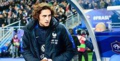 再次漂泊流浪?因在尤文出场时间少,法国中场拉比奥特欲寻求转会