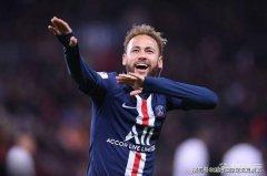 壕门,法甲球员薪水榜前十都是巴黎球员!
