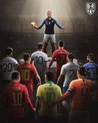 B/R 海报:剑指大力神杯!卡塔尔世界杯倒计时 1000 天