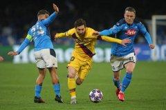 意大利就是地狱?巴萨近14年客战意甲球队不胜 上次还是赢AC米兰