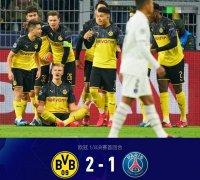 首回合一球告负,大巴黎还有可能晋级欧冠八强吗?