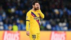 梅西C罗同命相怜!7射0进球,巴萨尤文欧冠都没赢,但晋级八强还